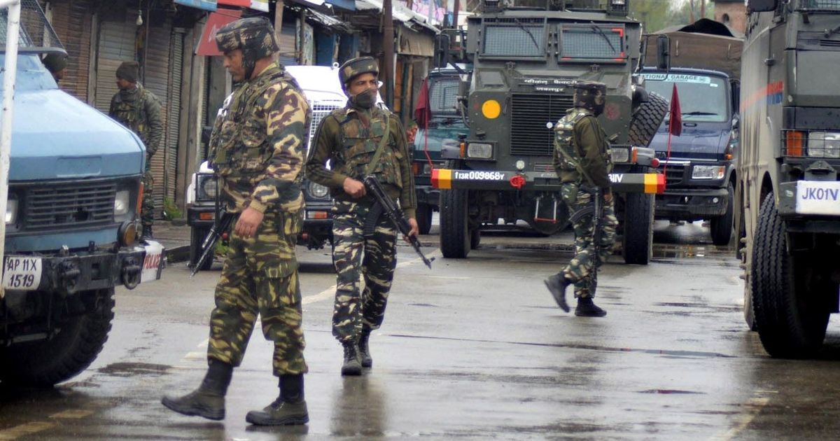 Abandoning the Kashmir ceasefire, the government returns to a military approach that has not worked