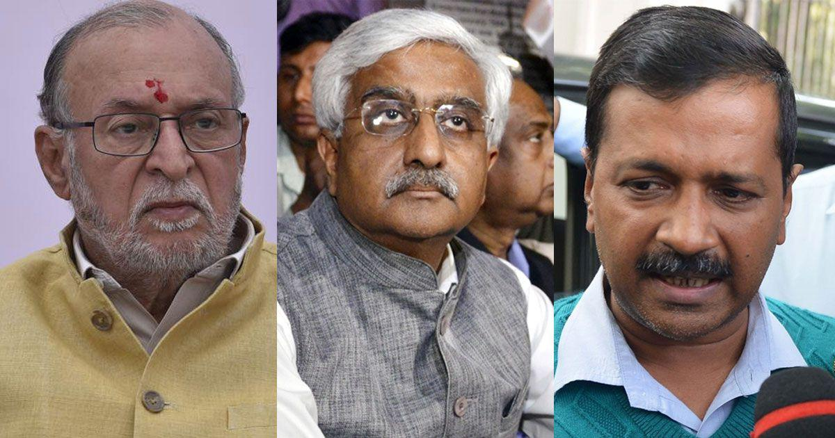 AAP vs IAS: It is the Delhi lieutenant governor's duty and obligation to end the impasse