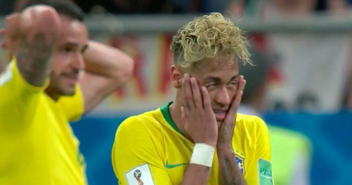 World Cup, Group E – as it happened: Brazil held by gritty Switzerland to 1-1 draw