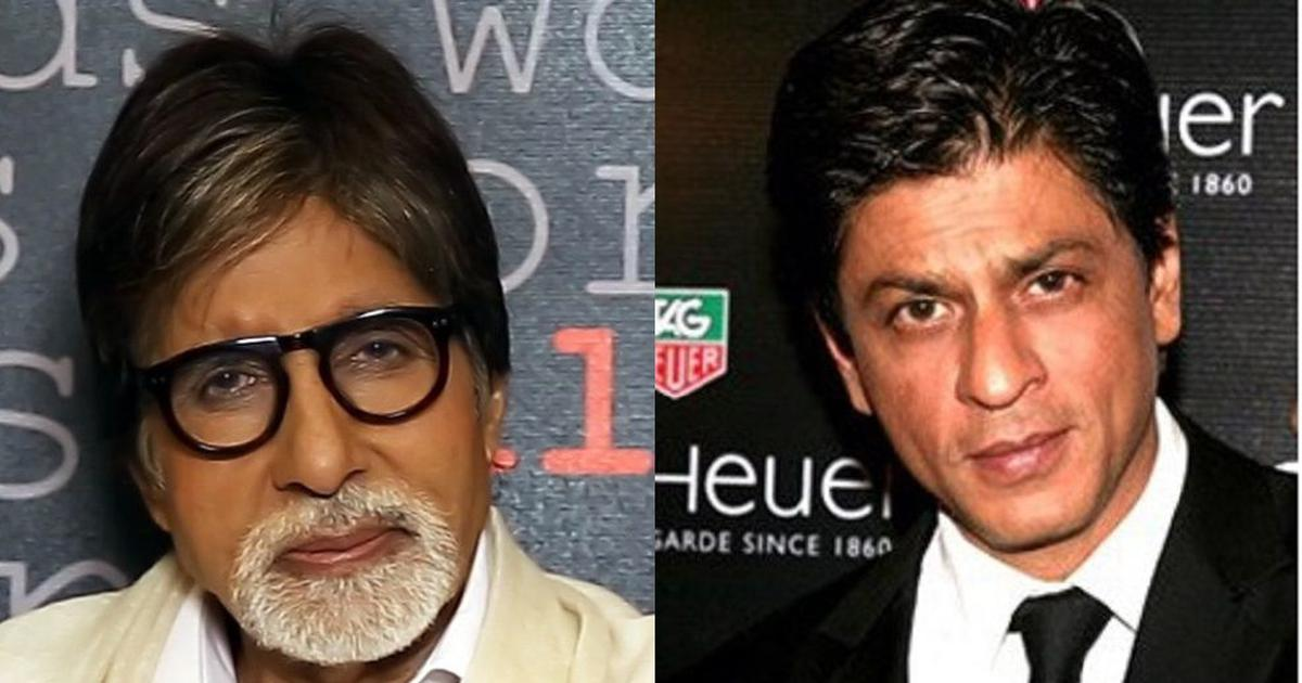 Shah Rukh Khan to co-produce Amitabh Bachchan-starrer 'Badla'
