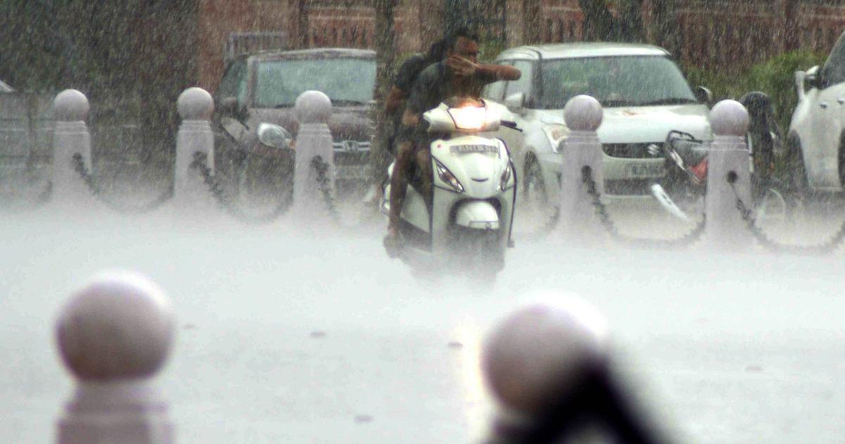 Heavy rain likely in parts of Goa, Tamil Nadu, Kerala and Konkan region, says Met department