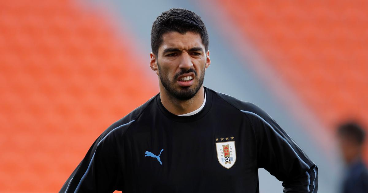 Uruguay forward Luis Suarez seeks redemption at World Cup