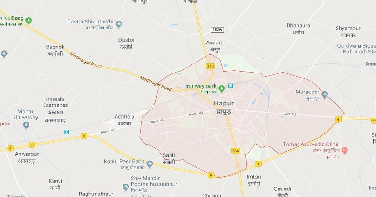 UP: Mob kills man in Hapur, police reject villagers' claim that cow slaughter rumours led to death