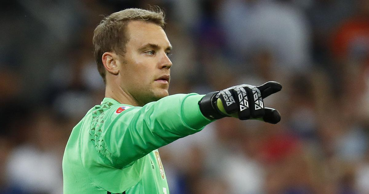 'From now on, we only have finals': Manuel Neuer says Germany need to step up