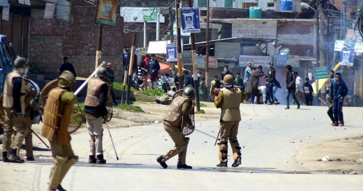 BJP leader asks Jammu and Kashmir governor to revoke order withdrawing cases against stone-pelters
