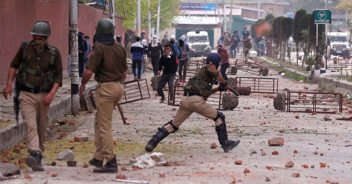 India rejects UN's report on Kashmir, says council is legitimising terrorism