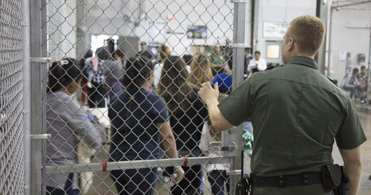 Donald Trump says he will sign executive order to stop migrant family separations
