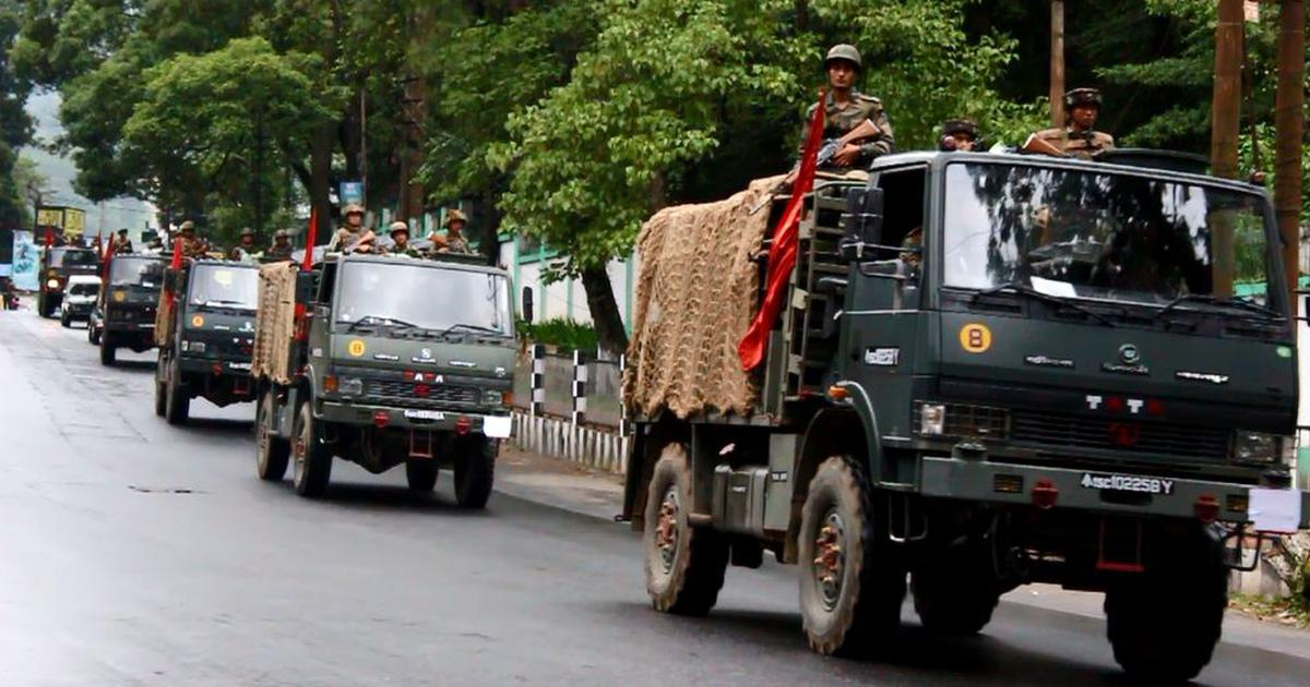 Khasi-Sikh clashes: Police back chief minister's claim that Shillong protests were 'sponsored'