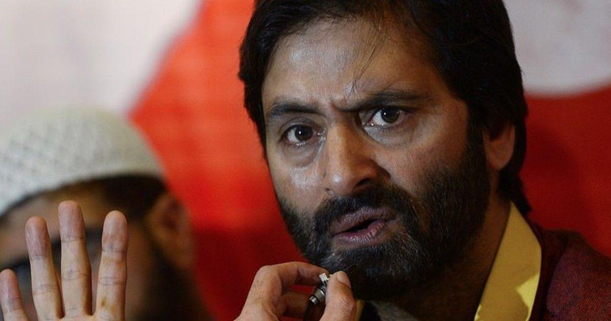 J&K: Separatist leader Yasin Malik detained, Mirwaiz Umar Farooq placed under house arrest