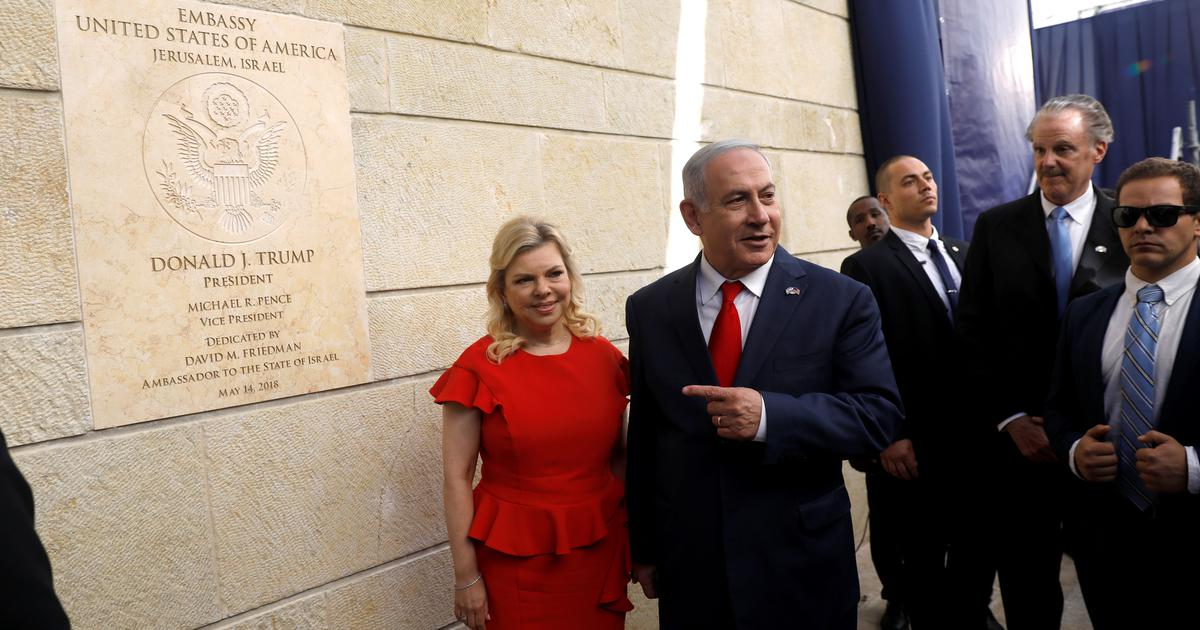 Israeli PM Benjamin Netanyahu's wife charged with fraud for allegedly falsifying household expenses