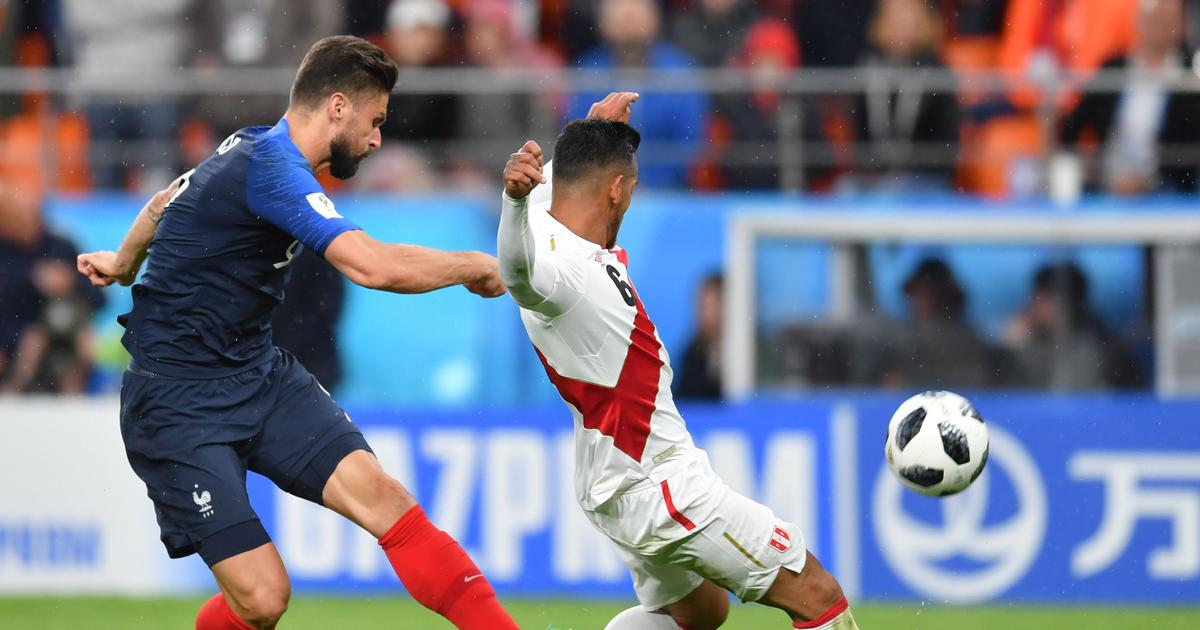 Fifa World Cup: France put in another insipid display as Deschamps looks lost