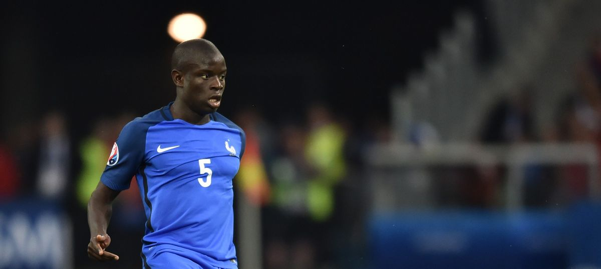 'He has 15 lungs': Pogba raves about French teammate Kante after win over Peru