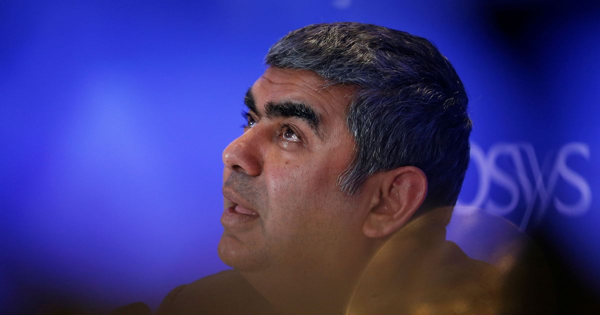 US: Former Infosys chief Vishal Sikka named in Teradata's lawsuit against German software firm