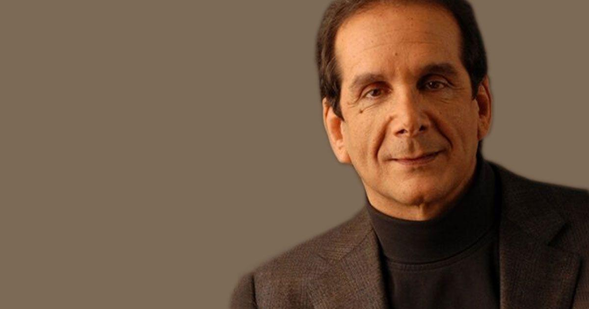 US: Pulitzer Prize-winning political commentator Charles Krauthammer dies at 68