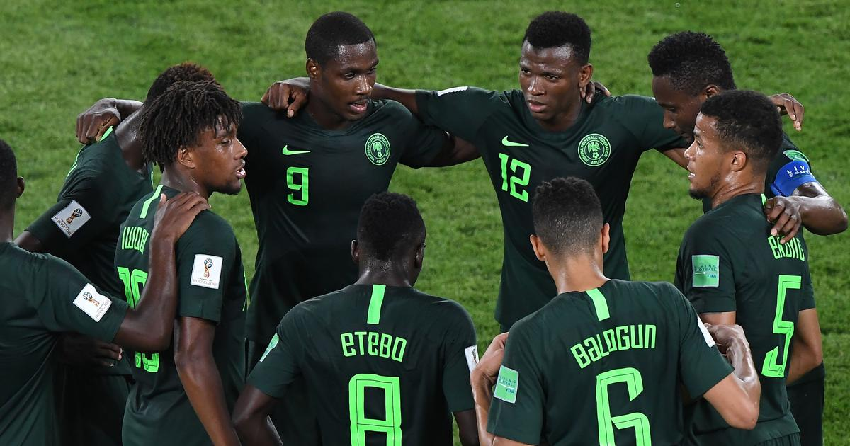 Pray as you go: Self-styled prophet wants $2K to pray for Nigeria's World Cup glory