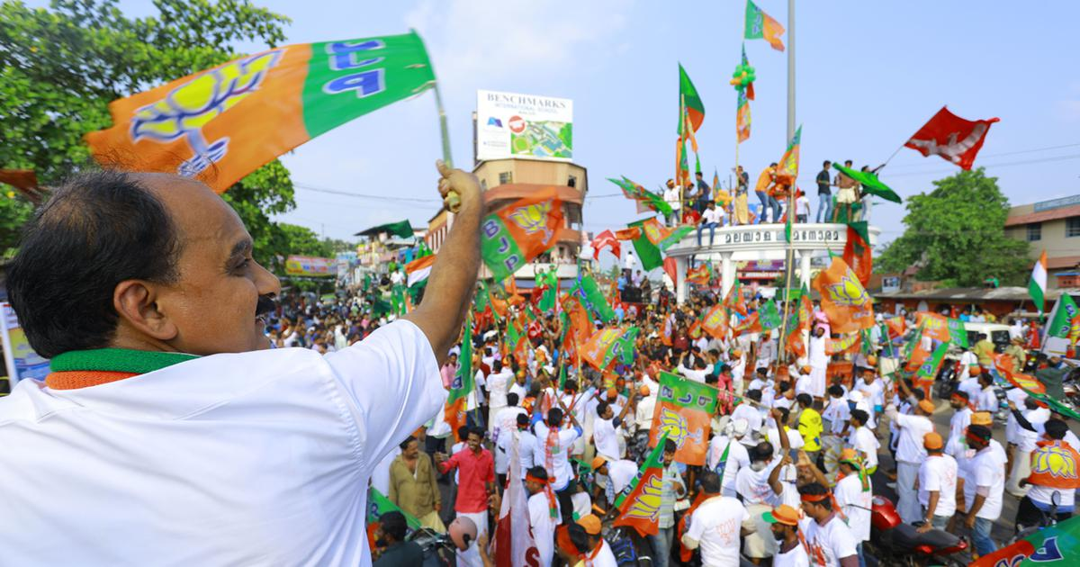 In Kerala, BJP removed its state chief a month ago – but can't convince RSS on his replacement