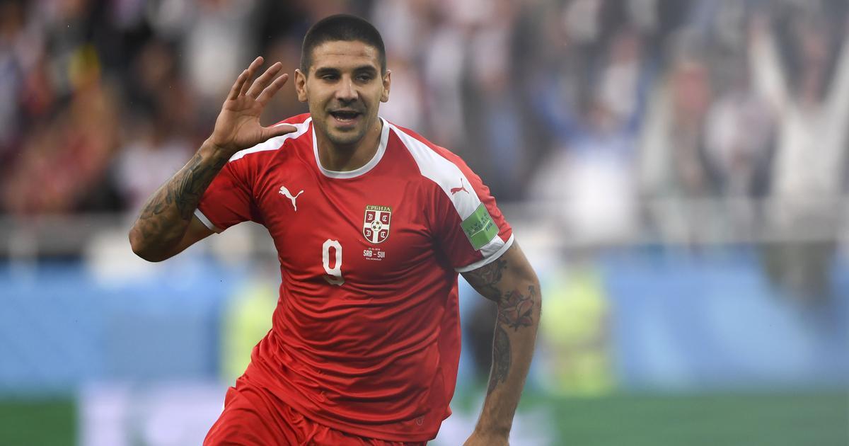 World Cup, Group E, Serbia v Switzerland as it happened: Shaqiri's late goal stuns Serbs