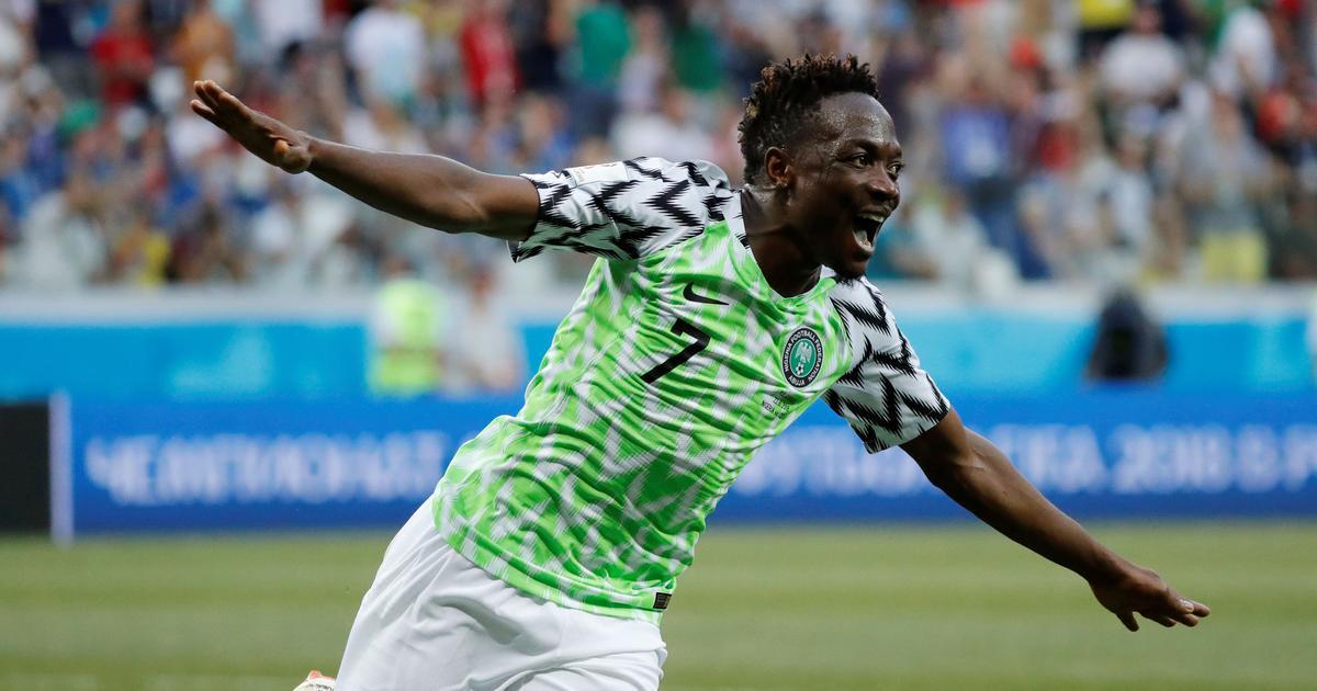 'Scoring vs Argentina isn't difficult': Nigeria's Musa confident of trumping Messi in do-or-die game