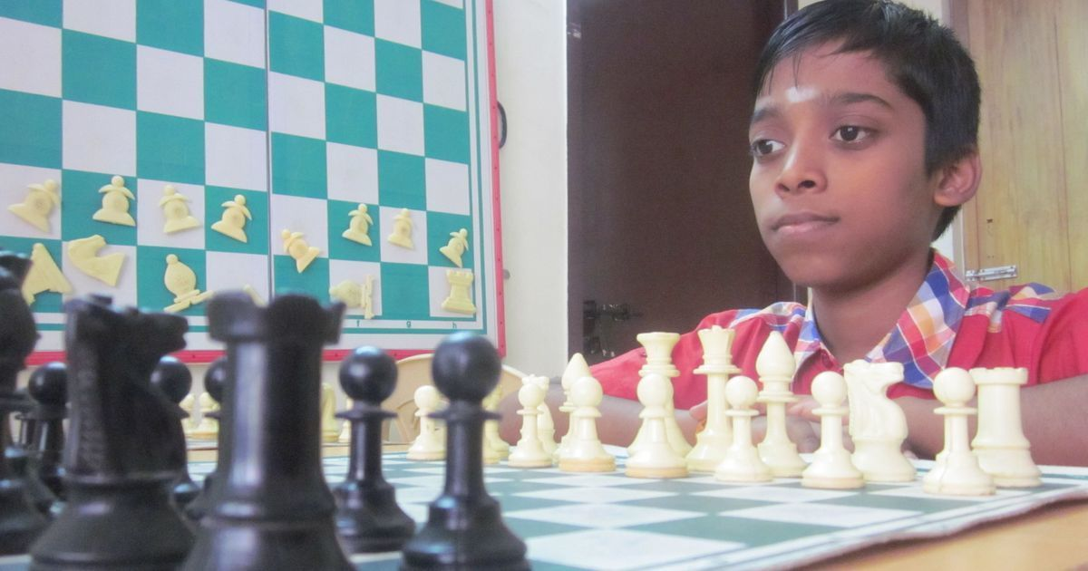 Praggnanandhaa two games away from becoming the second youngest Grandmaster