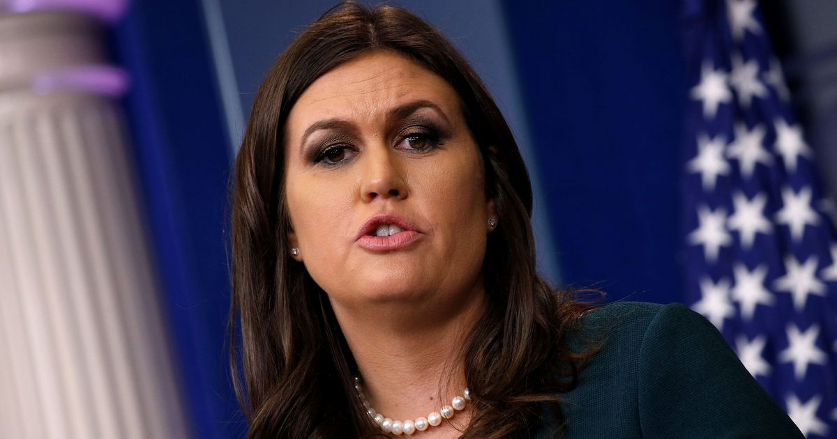 White House spokesperson asked to leave restaurant because she worked for President Donald Trump