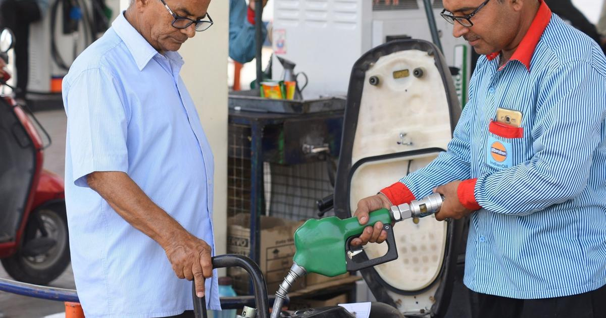 Fuel prices cut for fourth straight day