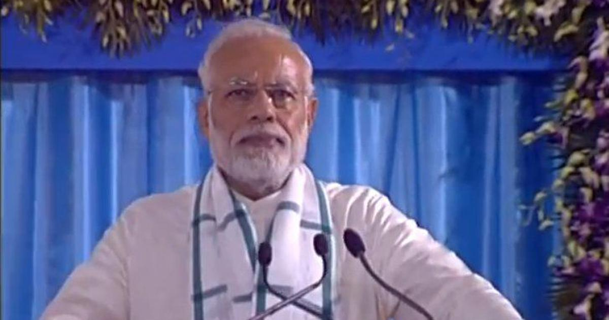 GST achieved stability, found space for itself within a year, says Narendra Modi in Mann Ki Baat