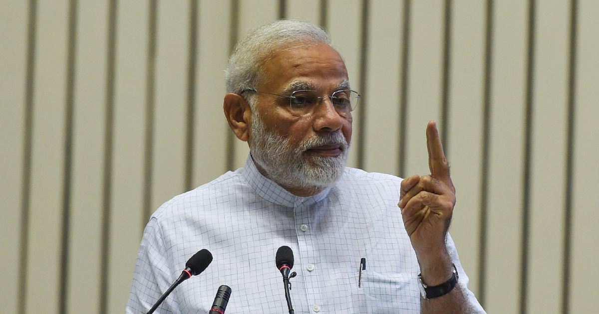 The big news: Narendra Modi calls GST a celebration of honesty, and nine other top stories