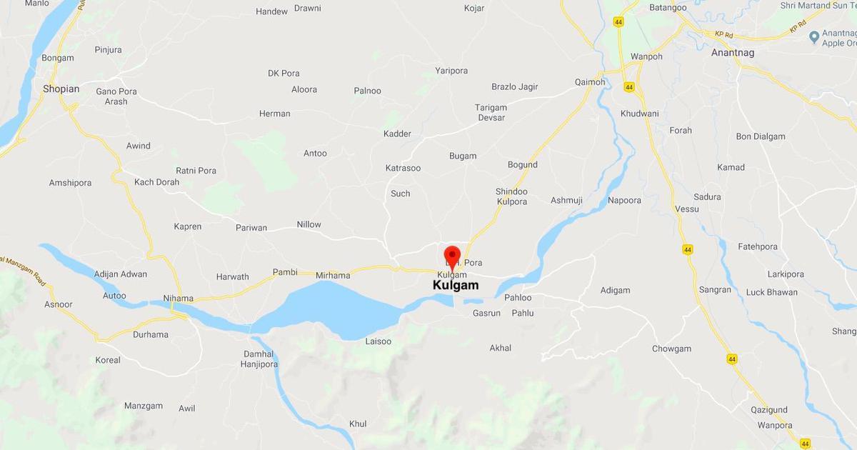 J&K: Security forces gun down two suspected militants in Kulgam, civilian dies in ensuing clashes