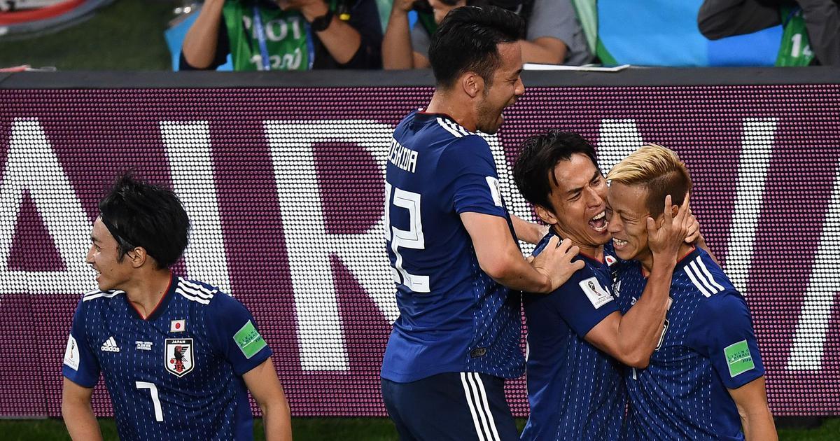 Fifa World Cup: Spirited Japan grab point as Honda scores late equaliser against Senegal