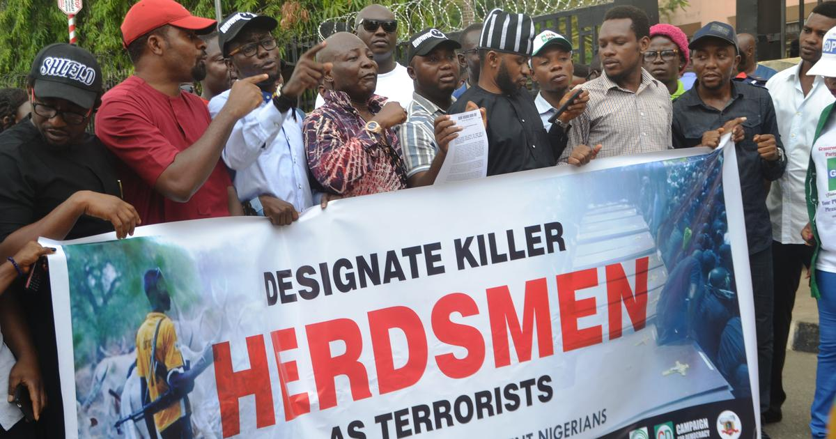 Nigeria: 86 people killed in clashes between farmers and cattle herders in Plateau state