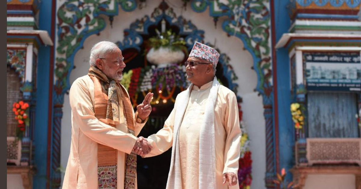 China building Tibet-Nepal railway is not quite a setback for India