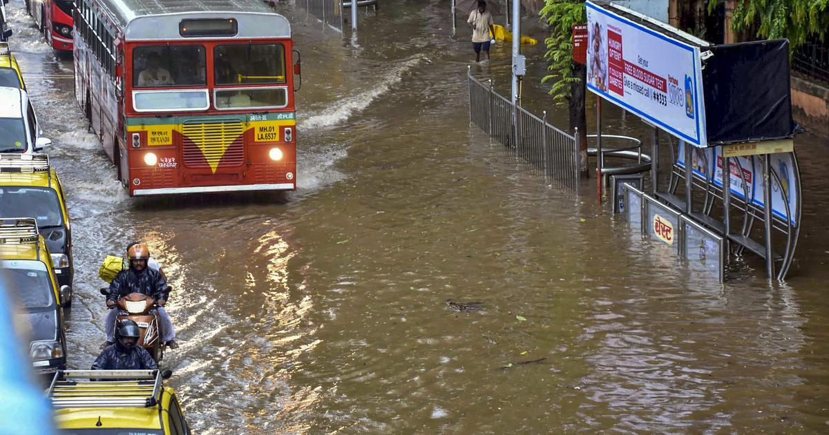 The big news: At least four die as heavy rainfall lashes Mumbai, and nine other top stories