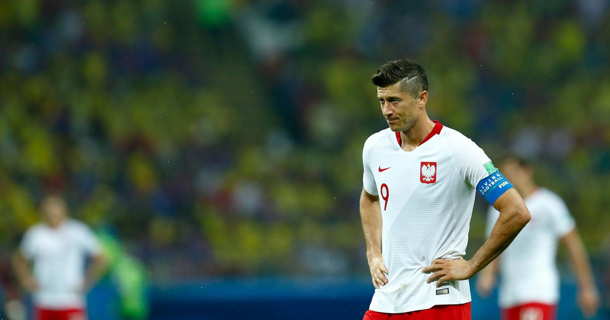 'I was alone, I did everything I could': Lewandowski on Poland's early exit at the World Cup