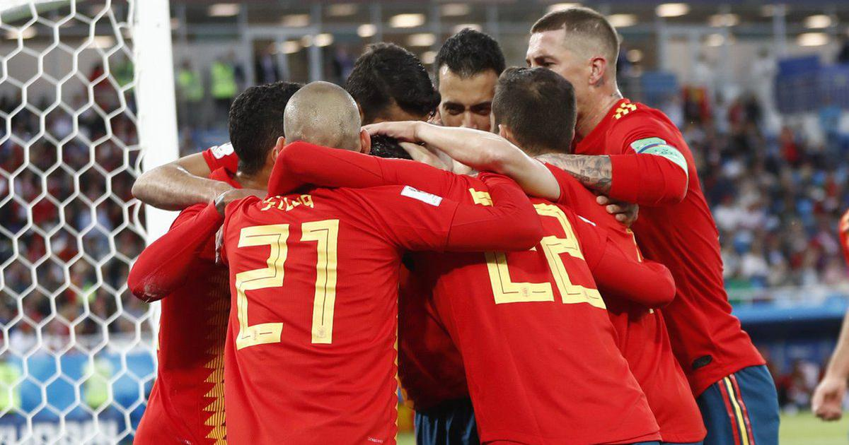 Fifa World Cup: Aspas grabs last-gasp equaliser against Morocco to help Spain top group