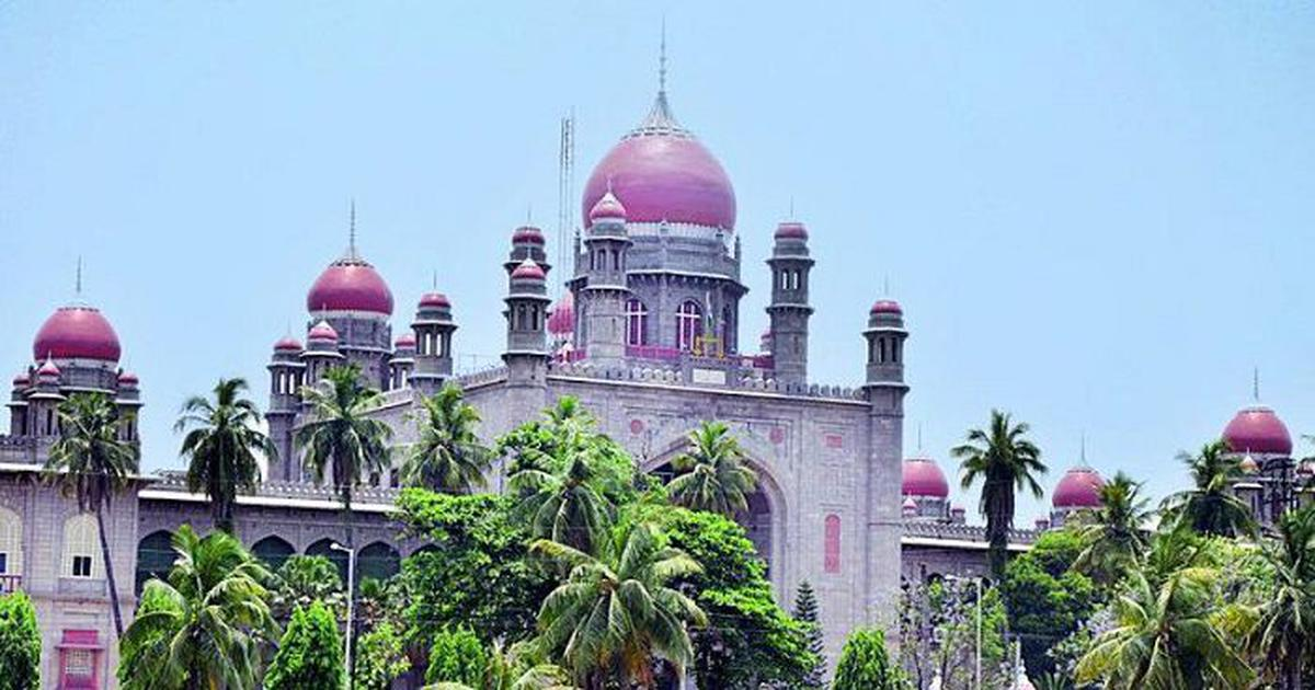 Hyderabad High Court issues notice to Centre on implementation of Andhra Pradesh Reorganisation Act