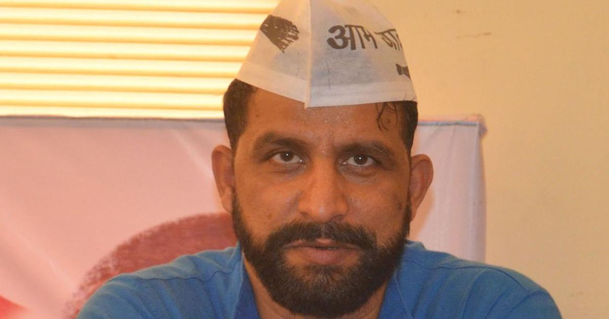 Naveen Jaihind to be AAP's chief ministerial candidate in Haryana