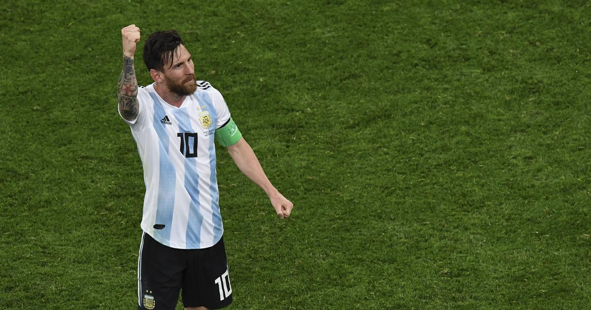 World Cup: With a moment of magic and inspired leadership, Messi takes Argentina to knock-outs