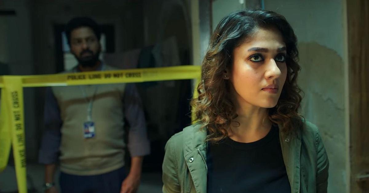 'Imaikkaa Nodigal' trailer: It's Nayanthara versus Anurag Kashyap's serial killer