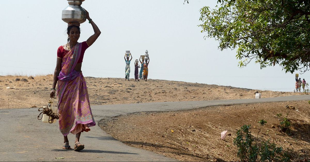 Niti Aayog's report shows that India's water crisis is more dire than imagined