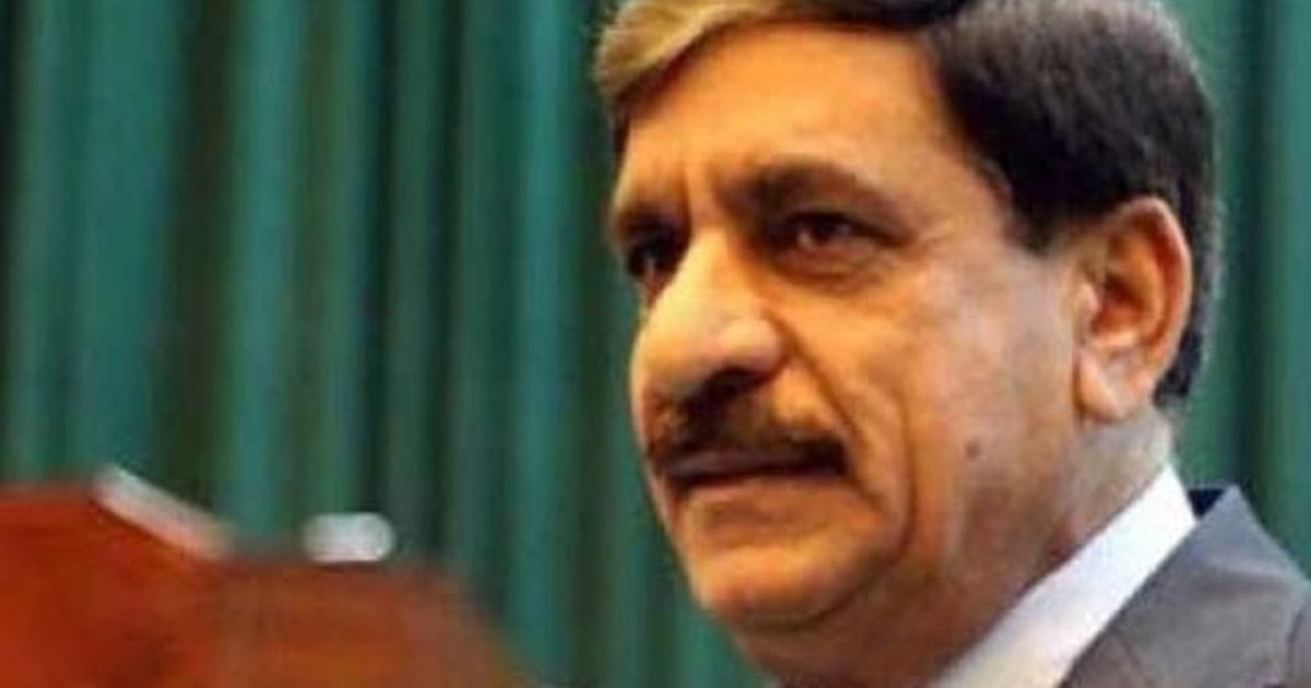 Pakistan's National Security Advisor Nasser Khan Janjua resigns