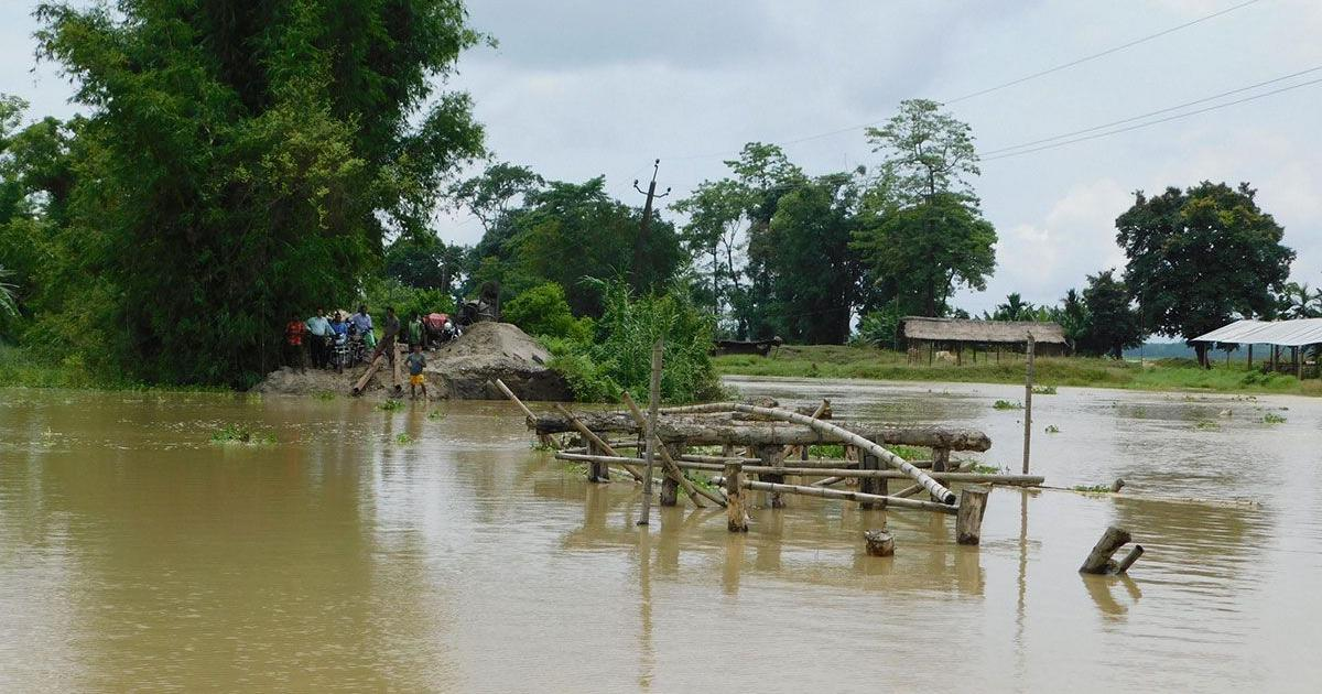 Assam: Toll in flood-related incidents rises to 31 even as situation improves