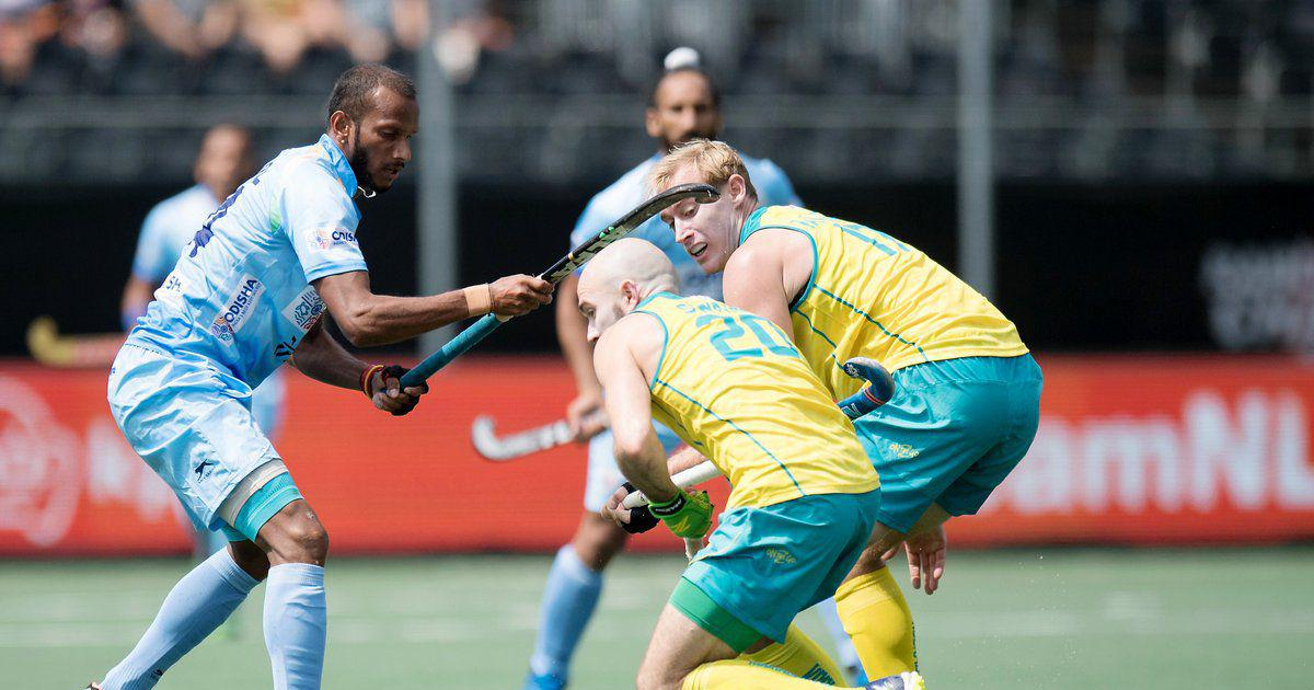 Champions Trophy hockey: Australia halt India's winning run with 3-2 win