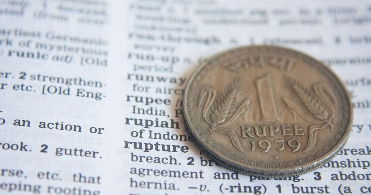 Rupee collapses to a low of 69.10 against dollar in early trade before recovering marginally