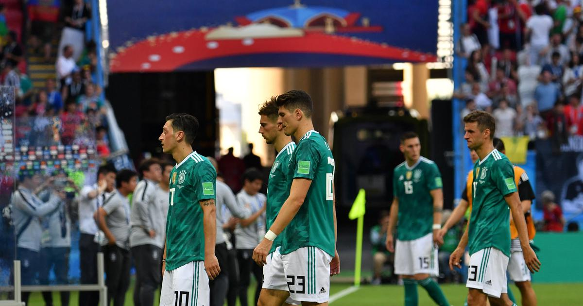 Misguided loyalty, shaky defence and three other reasons why Germany failed in World Cup 2018