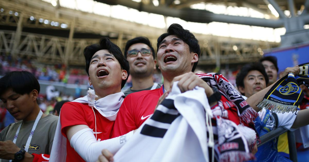 'Reality beat our imagination': How South Korea reacted to knocking Germany out of World Cup