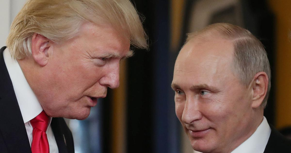 Donald Trump-Vladimir Putin summit will take place in Helsinki on July 16