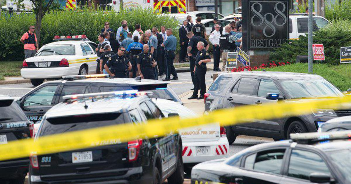 United States: Five killed as gunman opens fire at newspaper office in Maryland