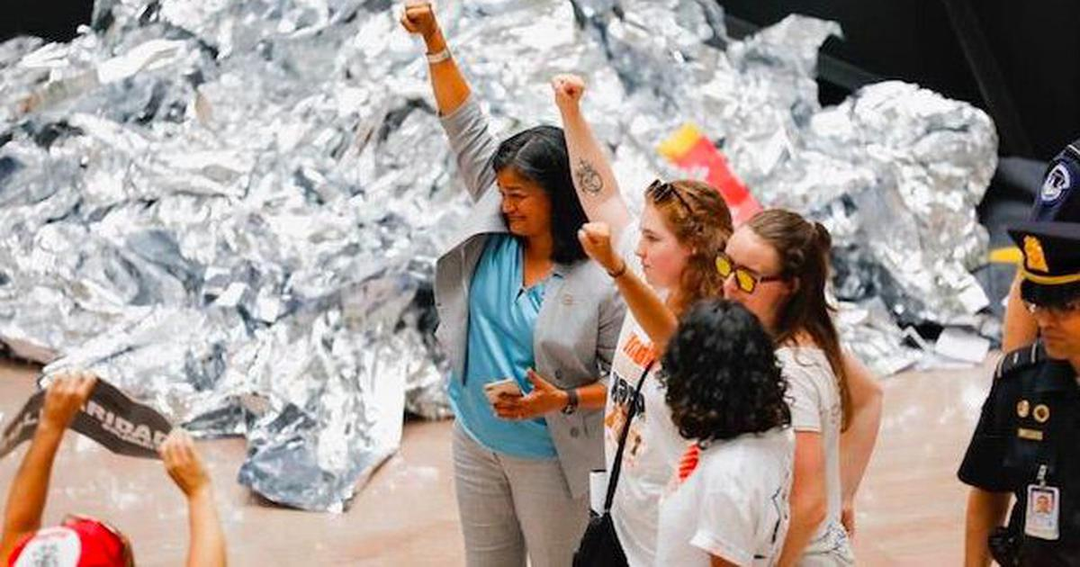 US: Over 500 women protesting Trump administration's zero-tolerance immigration policy arrested