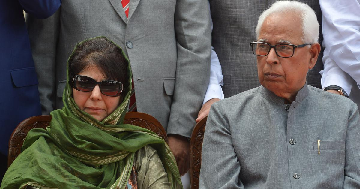Opinion: Kashmiris don't really care who rules their state – a chief minister or a governor