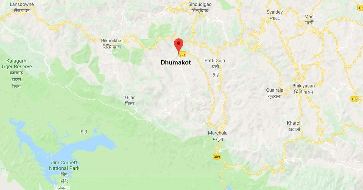 Uttarakhand: At least 48 killed as bus falls into gorge in Pauri Garhwal district